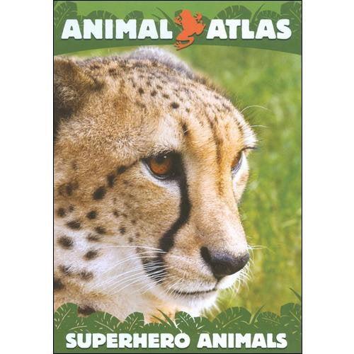 Animal Atlas Superhero Animals DVD by Ncircle Entertainment