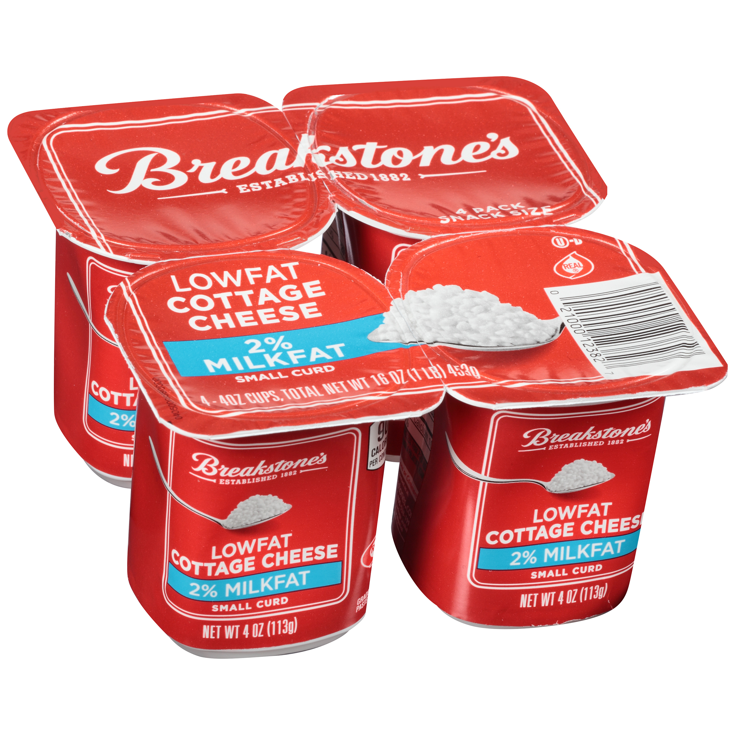 Marvelous Breakstones Small Curd 2 Milkfat Lowfat Cottage Cheese 4 Download Free Architecture Designs Embacsunscenecom