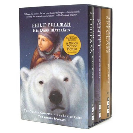 His Dark Materials: The Golden Compass The Subtle Knife The Amber Spyglass by