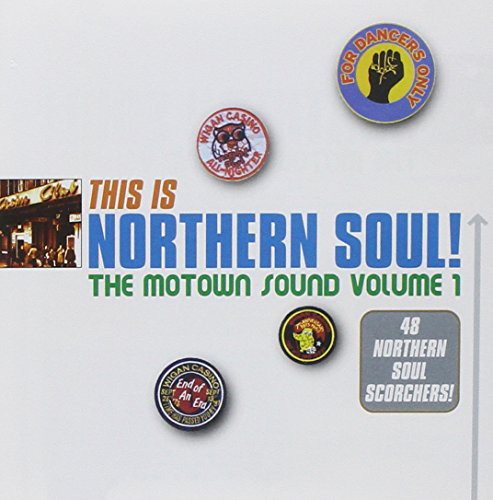 This Is Northern Soul: Motown Sound, Vol. 1