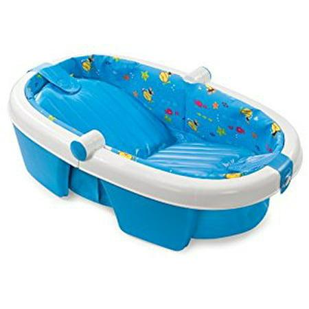 Summer Infant Newborn to Toddler Fold Away Baby Bath - Walmart.com