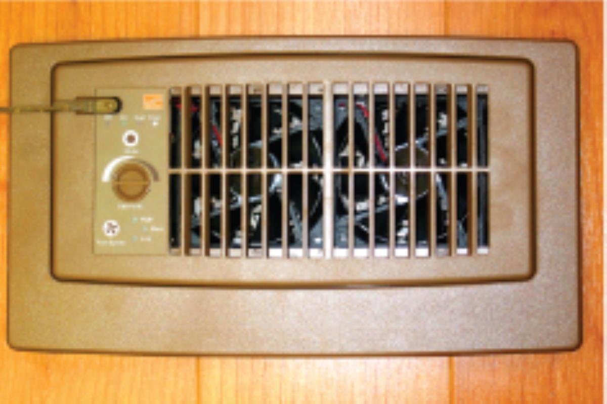 Suncourt Hc500-b Brown Register Booster