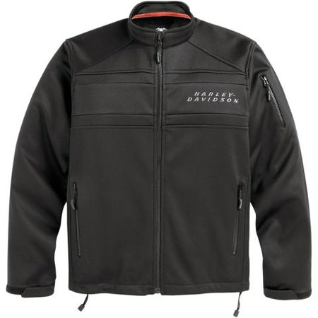 Harley Davidson Motorcycle Jackets - Harley-Davidson Men's Precision Soft Shell Jacket - 98514-12VM