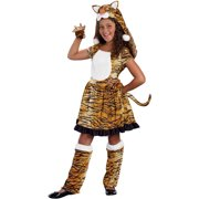 Girls Teeny Tigress Halloween Costume