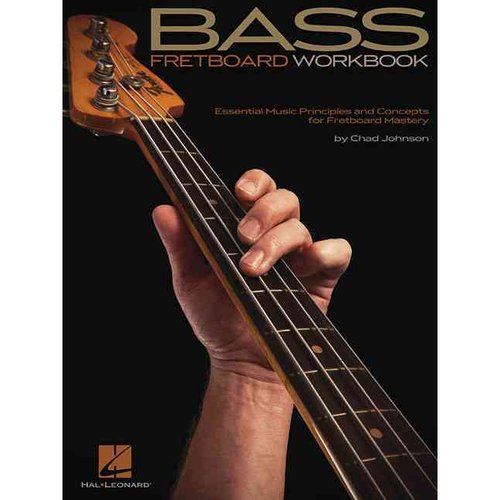 Bass Fretboard: Essential Music Principles and Concepts for Fretboard Mastery