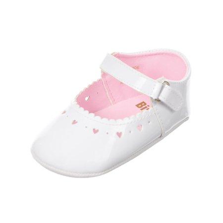 Big Oshi Baby Girls' Mary Jane Booties](Vans Baby Booties)