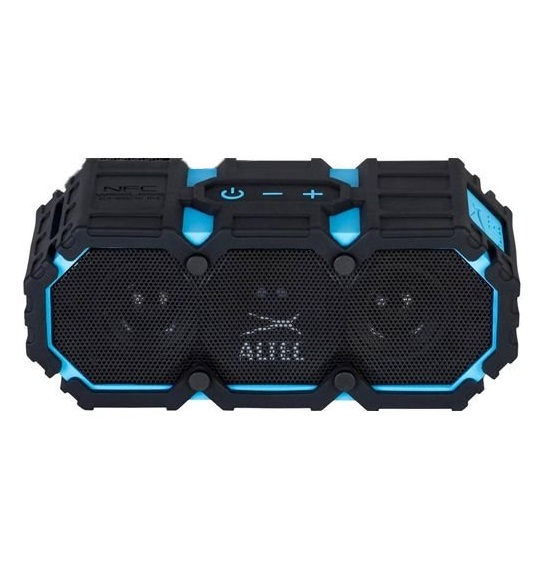 Refurbished Altec Lansing IMW475-BLU-WM Life Jacket Bluetooth Speaker, Blue by Altec Lancing