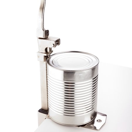 - Can Opener, Commercial Can Opener - Table Mounted - Professional Grade - 11