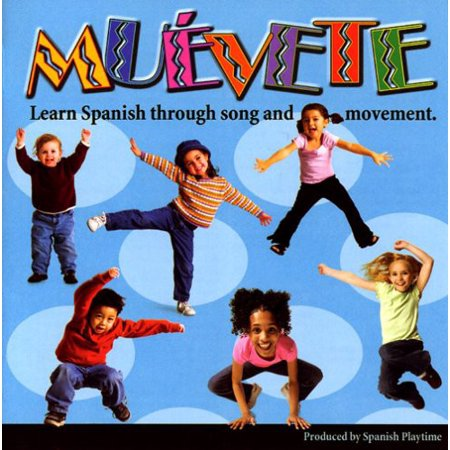 Muevete: Learn Spanish Through Song & Movement](Halloween Baby Songs)