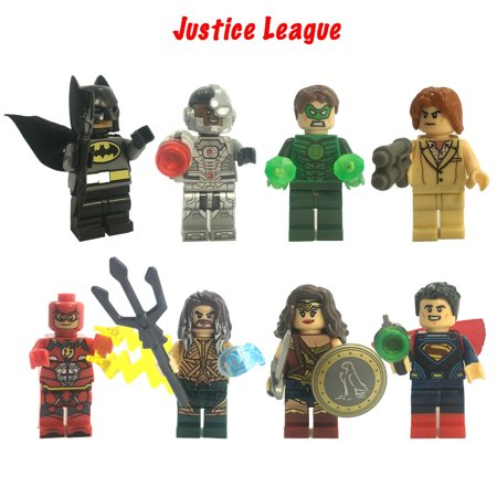 Super Heroes Action Figures Marvel & DC Justice League Character - Justice League Female Characters
