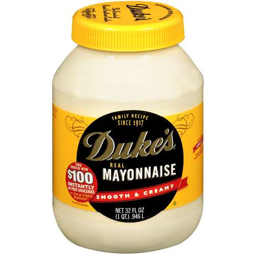 Duke's Real Mayonnaise, 32 oz