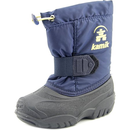 Kamik Tickle   Round Toe Synthetic  Snow Boot (kamik womens snow boots 8)