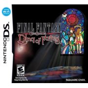 Final Fantasy Crystal Chronicles: Ring of Fates NDS