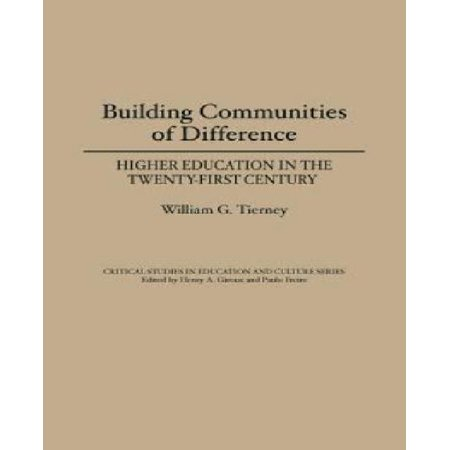 Building Communities Of Difference