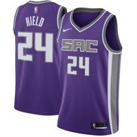 Buddy Hield Sacramento Kings Nike Swingman Jersey Purple - Icon Edition
