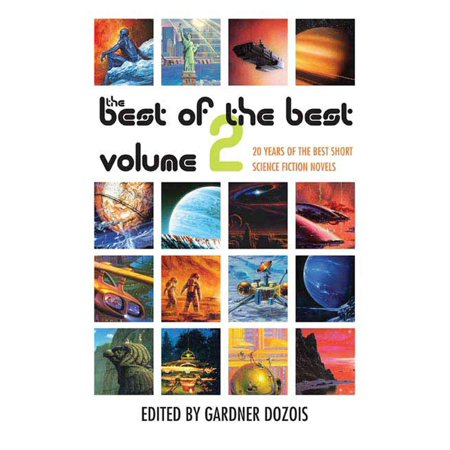 The Best of the Best, Volume 2 : 20 Years of the Best Short Science Fiction