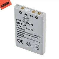 BM Premium EN-EL5 Battery for Nikon Coolpix P80, P90, P100, P500, P510, P520, P530 Digital Camera