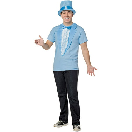 Harry Dumb And Dumber T-Shirt Men's Adult Halloween Costume](Dumb And Dumber Female Costume)