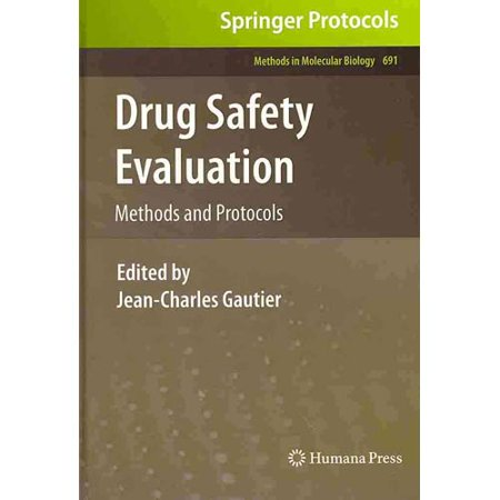 Drug Safety Evaluation  Methods And Protocols