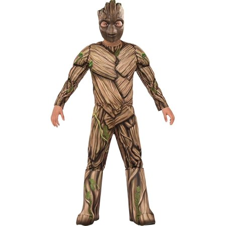 Guardians Of The Galaxy Vol 2 Groot Deluxe Child Costume Small - image 1 de 1