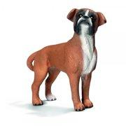 Schleich Female Boxer Toy Figure