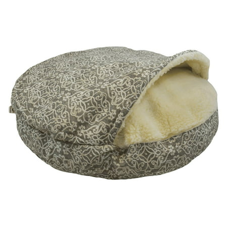 Snoozer Wag Collection Orthopedic Indoor/Outdoor Cozy Cave Pet