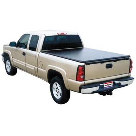 241601 Tonneau Cover Black - image 1 of 1