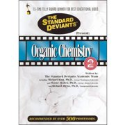 Standard Deviants: Organic Chemistry, Vol. 2 by GOLDHIL HOME MEDIA INT L