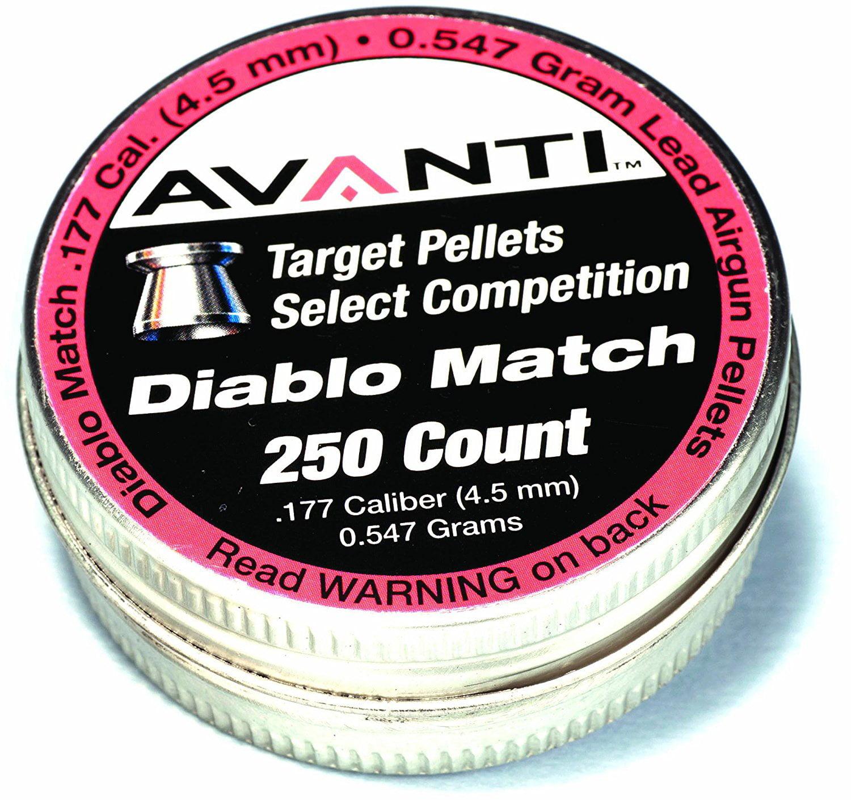 Daisy Avanti 357 .177 Cal. Pellets by Daisy
