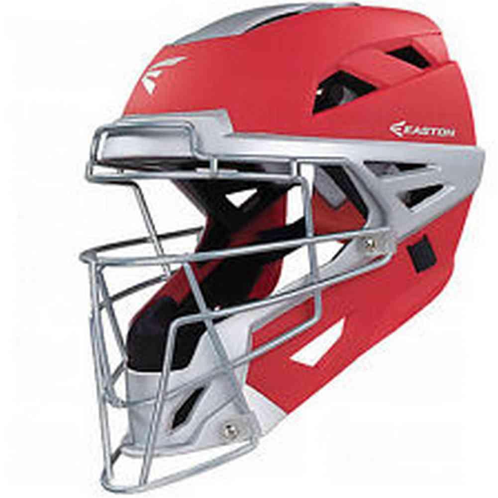 Easton MAKO Baseball Catchers Helmet - Mask