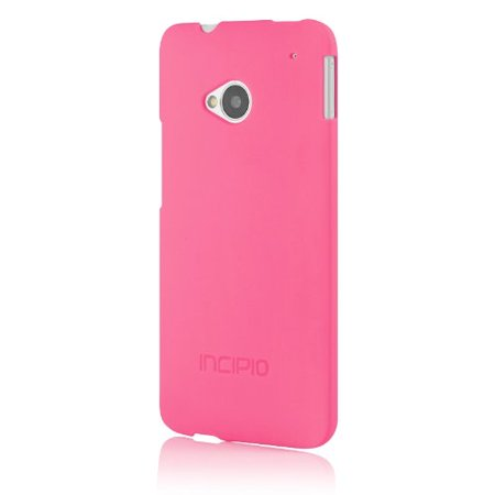 Incipio Slim Form-Fitting Feather Case for HTC One  - Neon