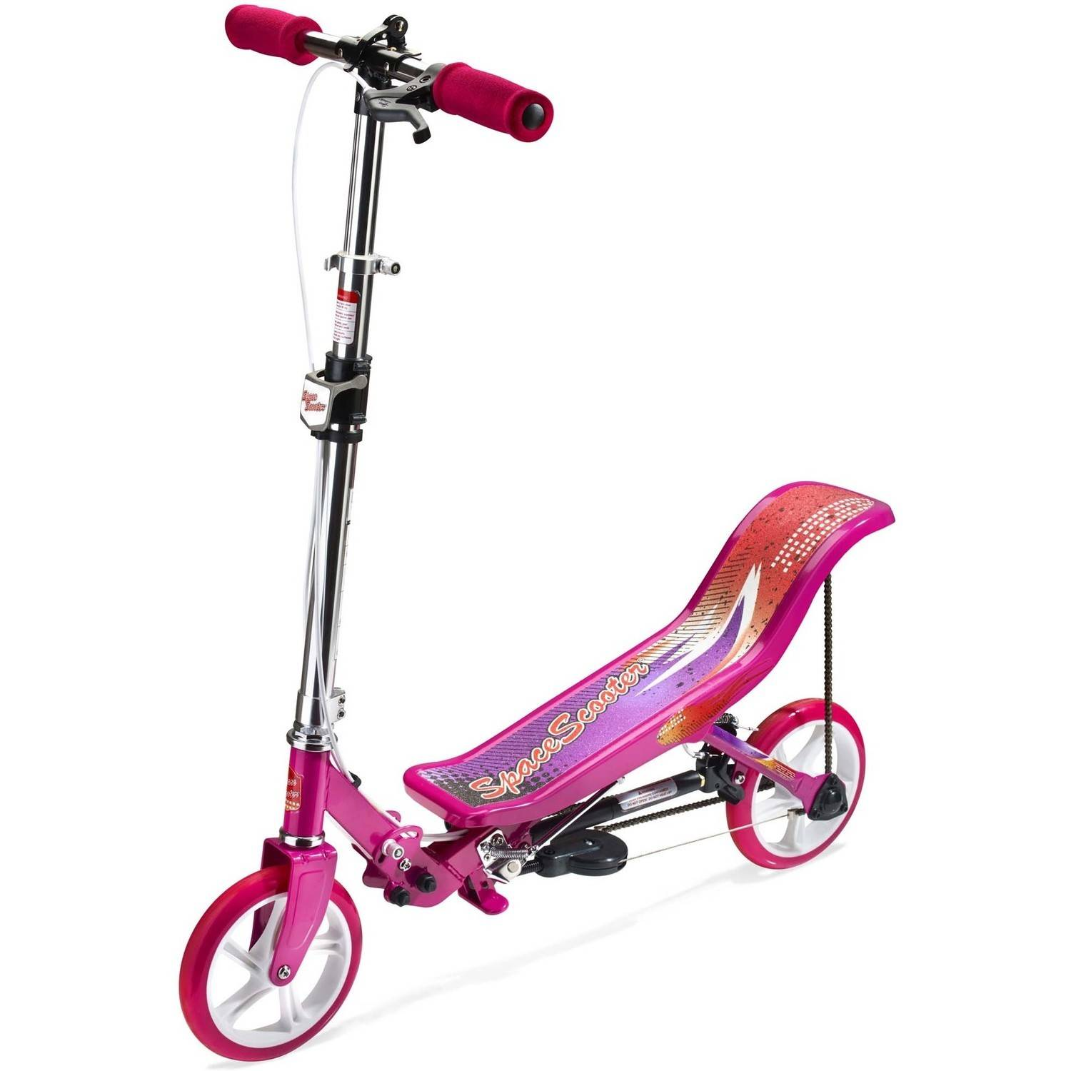 Space Scooter X580, Regular, Pink by Space Scooter