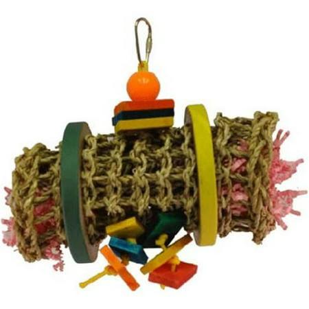 A&E Cage 644024 USA Vine Mat Rollup Toys - Small - image 1 de 1
