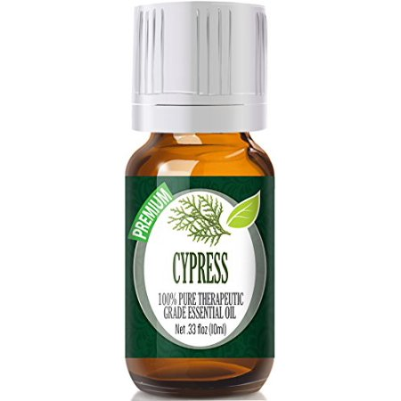 Cypress Essential Oil - 100% Pure Best Therapeutic Grade Cypress Essential Oil -