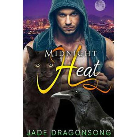 Midnight Heat MM Alpha Omega Fated Mates Mpreg - eBook
