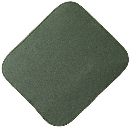 Image of ABKT Tac Tactical Gun Cleaning Mat, Olive Drab, 12in. x 10in. AB056 Multi-Colored