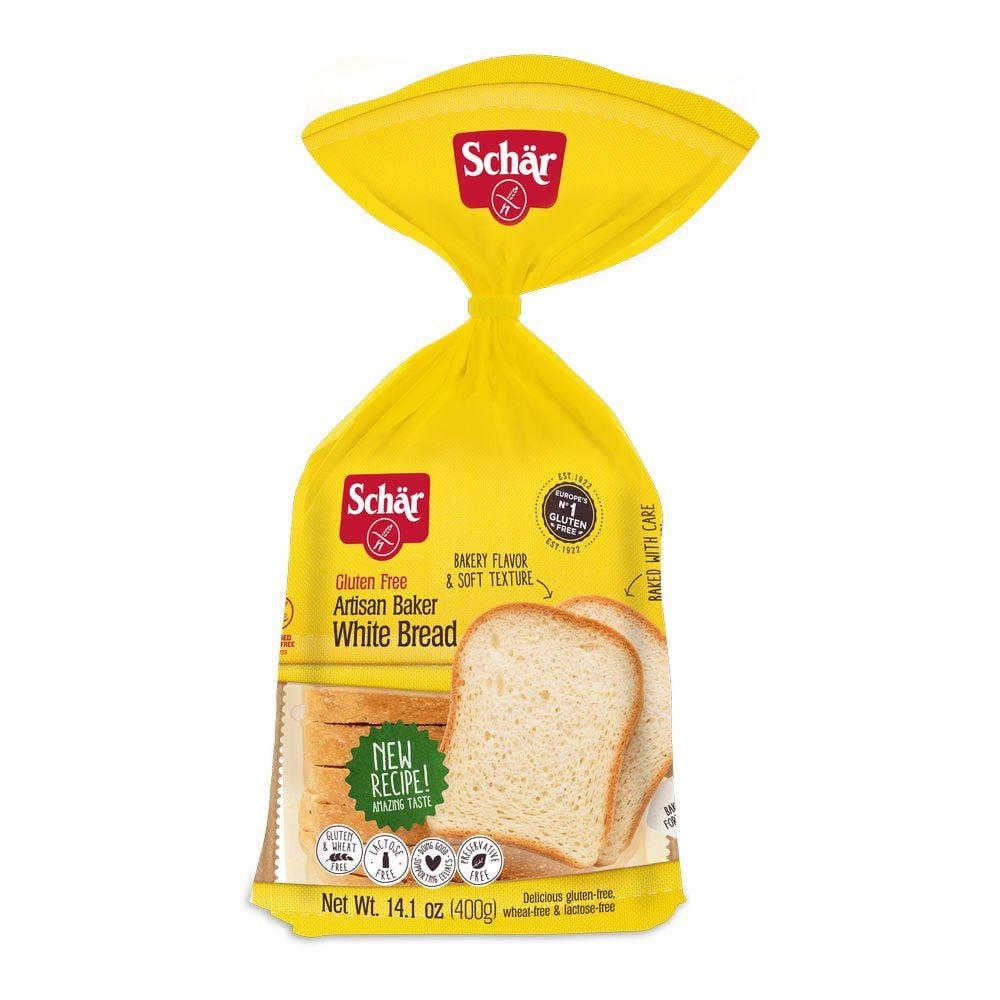 Schar Gluten Free Classic White Bread, 14.1 oz