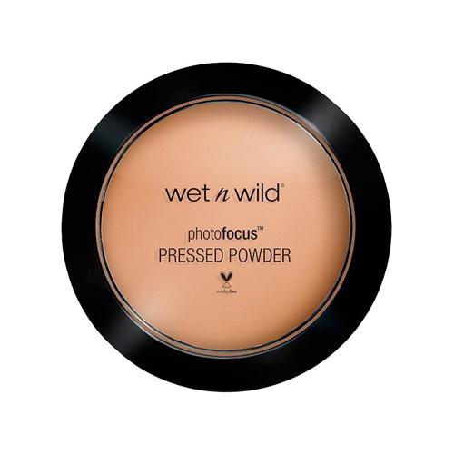(3 Pack) WET N WILD Photo Focus Pressed Powder - Golden Tan