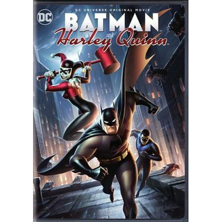 DCU: Batman and Harley Quinn (DVD) (Batman The Animated Series Episodes With Harley Quinn)