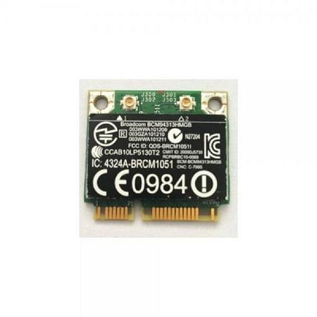 Broadcom Bcm94313hmgb B/g/n Wireless Wifi + Bluetooth 4 0 Combo Card
