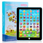 Baby Tablet Educational Toys Boy Girls Toy for 1-6 Year Old Toddler Learning English Birthday Christmas Gift for Kids