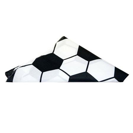 Soccer Ball Pattern Bandana