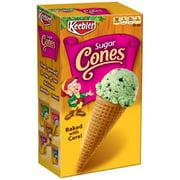 Keebler Sugar Cones Original Icecream Cone 4 oz box