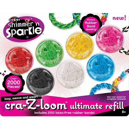 Cra-Z-Loom Ultimate Color Craze Refill Kit