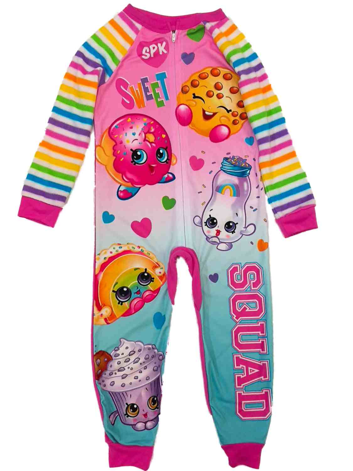 Shopkins Girls Original Collection Fleece Lounge Pant