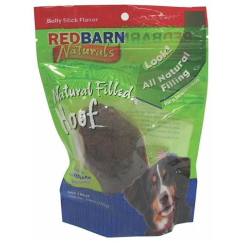 Redbarn Pet Products Inc - Natural Filled Hoof - 50FHN1