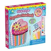 Stick'n Style Cupcake Notebook