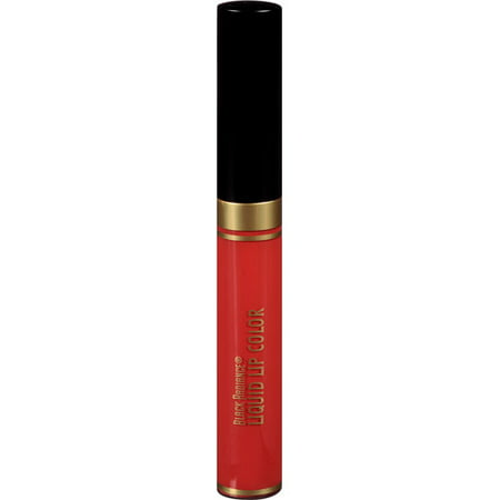 (4 Pack) Black Radiance Liquid Lip Color, 6317 Amber Rose, 0.15 fl oz