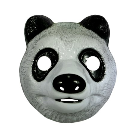 Child Vintage Style Plastic Animal Mask Halloween Costume Accessory