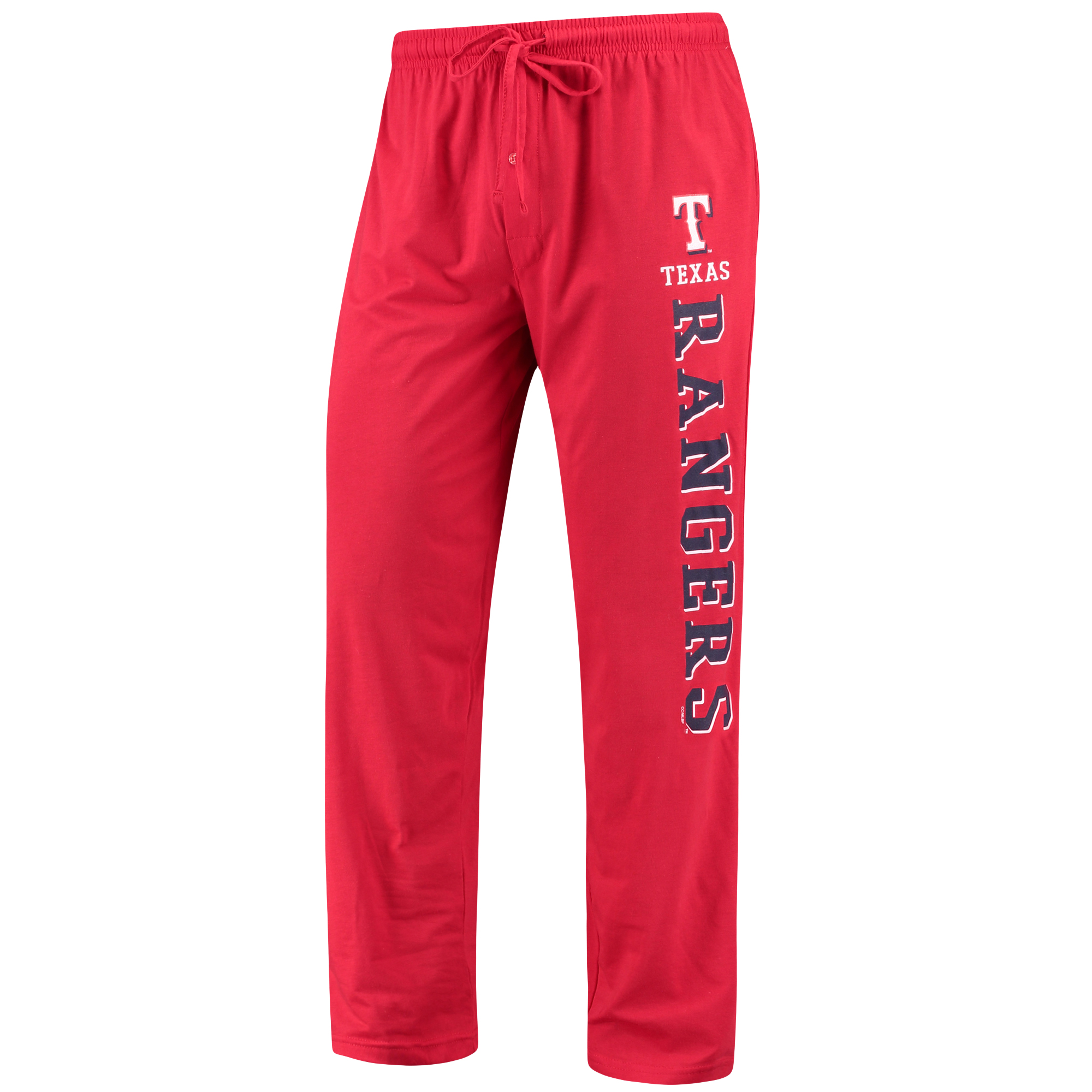 Texas Rangers Concepts Sport Knit Pants - Red